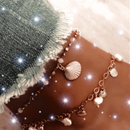 jewelry seashell aesthetic freetoedit