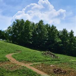 sky tree hill freetoedit