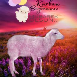 freetoedit kurban eidmubarak2020 bayram