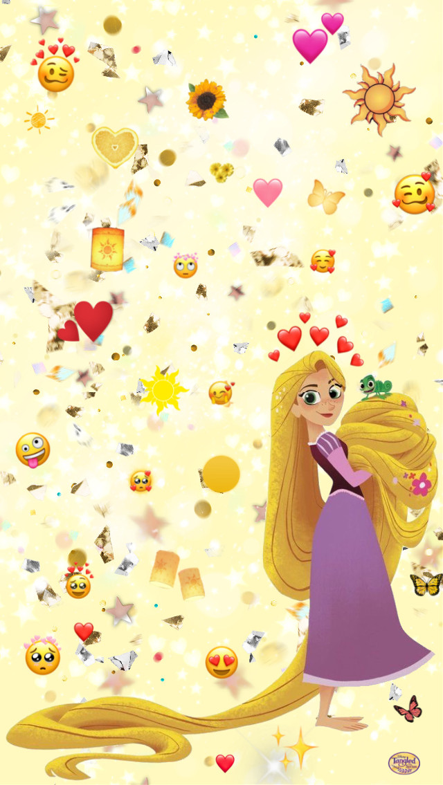#freetoedit #rapunzel #tangled #tangledtheseries #wallpaper #disney feel free to use this as a wallpaper or somthing.