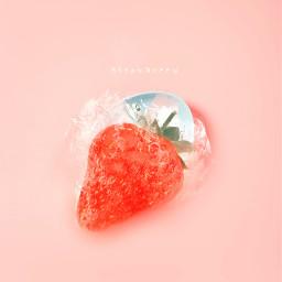 freetoedit strawberry