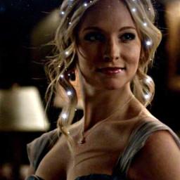 freetoedit carolineforbes vampirediaries candiceking girl actress echairart hairart