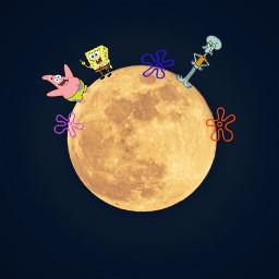 freetoedit spongebob spongebobsquarepants spongebobedits cartoon
