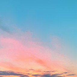 skyandclouds nature summertime sunsetsky sunsetcolors skylover colorfulworld naturephotography freetoedit