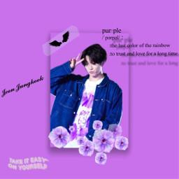 freetoedit jungkook jungkookbts jungkookbtsedit bts kookie edit purple ipurpleyou aesthetic @alexrheartist25 aesthetic