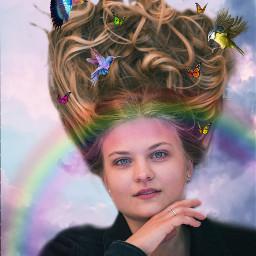 freetoedit unsplash echairart hairart