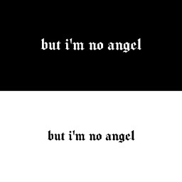 freetoedit header headertwitter twitter blackandwhite black white angel noangel
