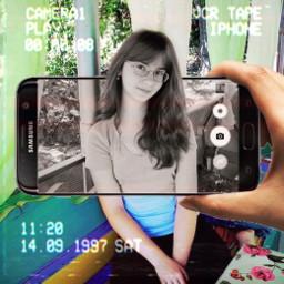 phone camera screen media shoot