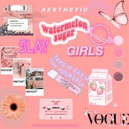 pinkaestheticbackground freetoedit