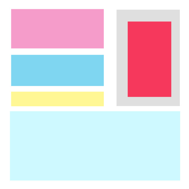 #color #colors #colorful #pallet #pallete #palette #colorpallete #colorpalette #red #pink #yellow #blue #lightblue #lightblue #gray #redpink #pinkred #freetoedit