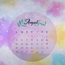 august2020 august calendar calendarchallenge augustcalendarremix augustcalendar augustchallenge freetoedit srcaugustcalendar
