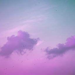 purple clouds background backgrounds remixit freetoedit