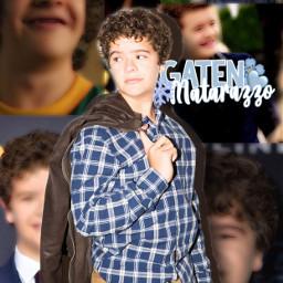 freetoedit strangerthings gatenmatorazzo edits strangersssfan noah millie caleb sadie gaten stranger things picsart save