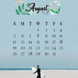 freetoedit calendar calendar2020 august calendario2020 srcaugustcalendar augustcalendar