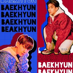 baekhyun byunbaekhyun exo baekhyunedit kpop kpopedit freetoedit