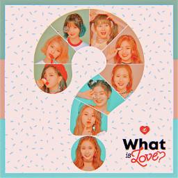 twice kpop aesthetic niche whatislove nayeon jihyo jeongyeon freetoedit