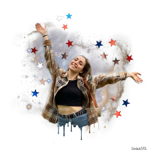 #freetoedit #woman #dripart #drip #galaxy #stars  Op @asyatadevosian