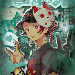 freetoedit anime edit kimetsunoyaiba demonslayer wattpadbookcover wattpadcover tanjiro tanjiou tanjirokamado kamadotanjiro