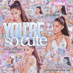 ariana arianagrande ari complexedit aesthetic theme cute shawnmendes charlieputh camilacabello taylorswift justinbeiber rainonme stuckwithu