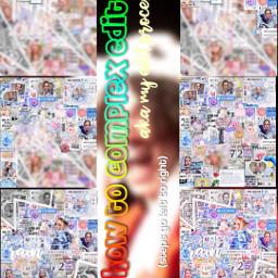 complexedit complexeditprocess editprocess madelinepetsch riverdale cherylblossom edit aesthetic blue complex