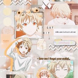 freetoedit anime animeedit animeaesthetic animewallpaper wallpaperanime yellowaesthetic yellow yukine sekki yukinenoragami noragami noragamiedit noragamiyukine noragamiwallpaper