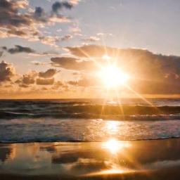 freetoedit beach sunset skylover summervibes naturephotography