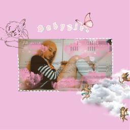 freetoedit pinkaesthetic egirlaesthetic uwu babygirl