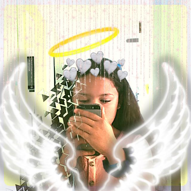 #angel angel theme :p