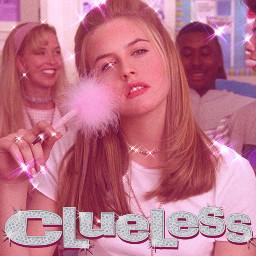 freetoedit clueless cluelessaesthetic pink pinkaesthetic y2kpink cher cluelesscher cheraesthetic