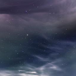 freetoedit background backgrounds myedit picsart araceliss sky nightsky stars