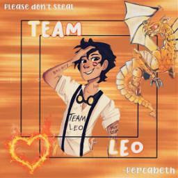freetoedit leo leovaldez teamleo camphalfblood