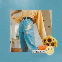 freetoedit replay remix remixit aesthetic soft arthoe yellow edit tumblr