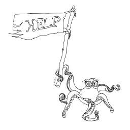 drawing sketch octopus help freetoedit