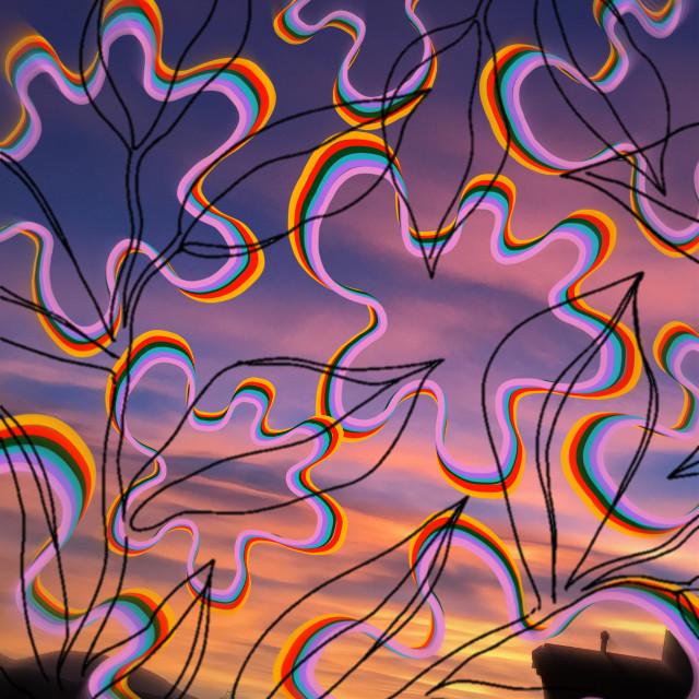#freetoedit #colorful #colours #colori #tramontobellissimo #tramonto #sunset #rainbows #rainbow #arcobaleno #arcobaleno🌈 #arcobaleno😍 #arcobaleno💝🌈