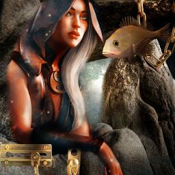 freetoedit chaos fantasy fantasyart fantasyedit sclaunich