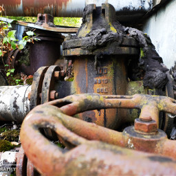freetoedit photography lostplace abandoned industrial