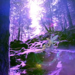 freetoedit myedit madewithpicsart fairy fairytale