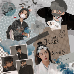 freetoedit xiaoxhan xiaozhan肖战 xiaozhanart weiwuxian weiwuxianaesthetic weiwuxianedit weiying xiaozhanedit theuntamed theuntamedaesthetic edit idol singer