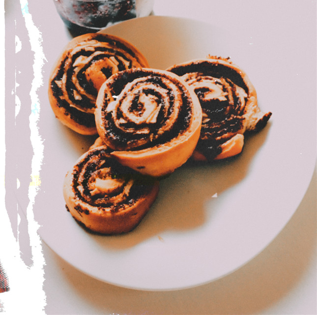#freetoedit #cooking #cinnamonrolls
