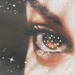 stars stary contest eye night freetoedit srcstarlightstarbright starlightstarbright