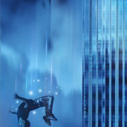 boy boys jump jumping myeditoffreetoedit freetoedit myremix falling fantasy sky skyscraper