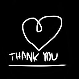 1yearanniversary 1year thankyou