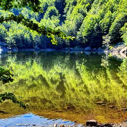 emiliaromagna nature lake