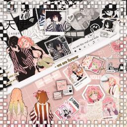 freetoedit anime kimetsunoyaiba kimetsunoyaibaedit iguroobanai iguroxmitsuri mitsurikanroji love aesthetic edit