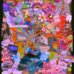 orangeaesthetic loveyourselfmore inspophoto indieaesthetic 90sbaby