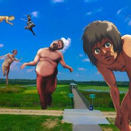 titans aot attackontitan attackontitans anime weeb leviackerman mikasa freetoedit