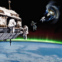 freetoedit space astronauts fantasy fantasyart imagination ircupinspace upinspace