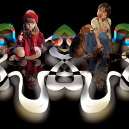 freetoedit kids children colorful rccolorfulshapes colorfulshapes