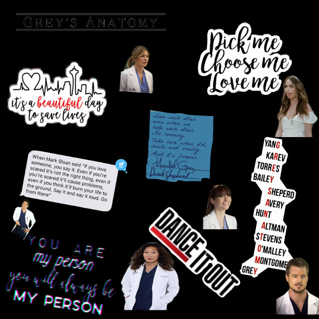 #freetoedit #greysanatomy #greysanatomylover @abc123997