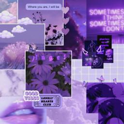 purple aesthetic background wallpaper angel pink vintage sky star freetoedit